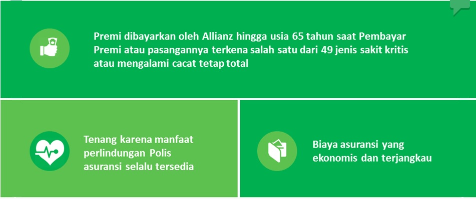 Asuransi Allianz Payor Benefit